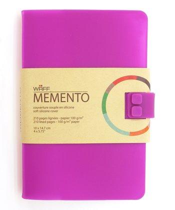 Purple WAFF Memento Journal