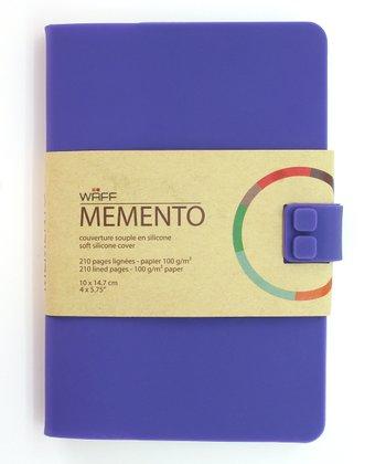 Dark Purple WAFF Memento Journal