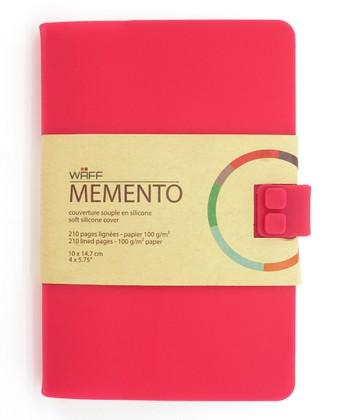 Red WAFF Memento Journal