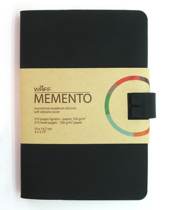 Black WAFF Memento Journal