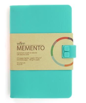 Teal WAFF Memento Journal