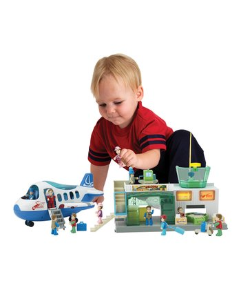 Airport Terminal Play Set