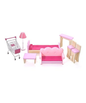 Kacy's Doll Department Store Furniture Set