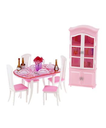 Six-Piece Doll Furniture Set
