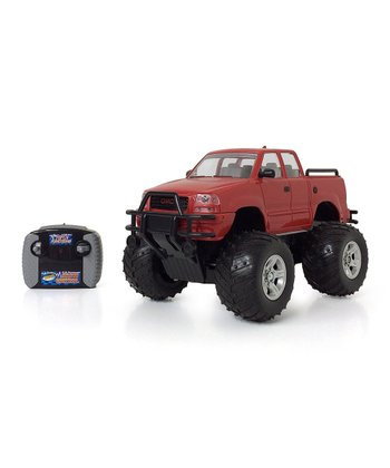 Red Remote Control GMC Sierra