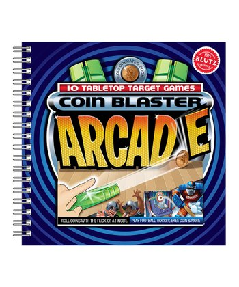 Coin Blaster Hardcover Kit