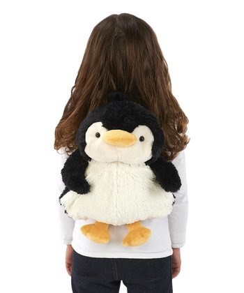 Black & White Penguin Backpack