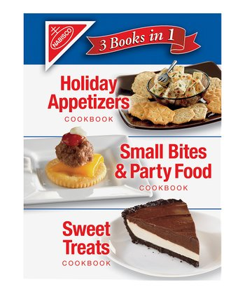 Nabisco: Appetizers, Small Bites & Sweet Treats Hardcover