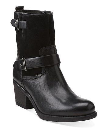 Black Mojita Sorbet Ankle Boot