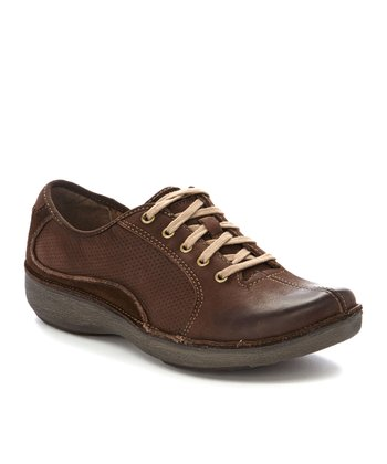 Brown Wave.Drift Walking Shoe