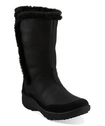 Black Wave.Shelter Boot