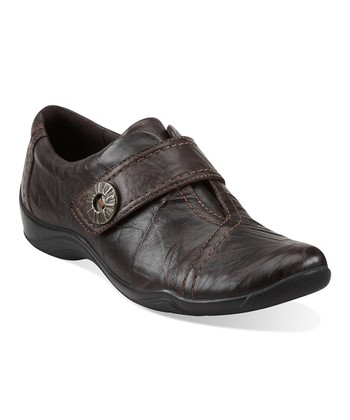 Dark Brown Kessa Betty Loafer