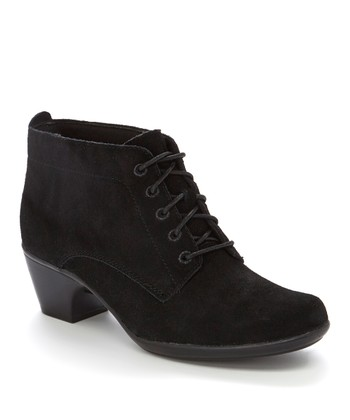 Black Ingalls Lace Q Boot