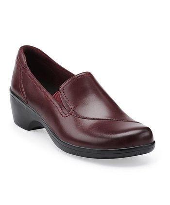 Burgundy May Poppy Loafer