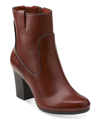 Rust Stroll Vine Ankle Boot