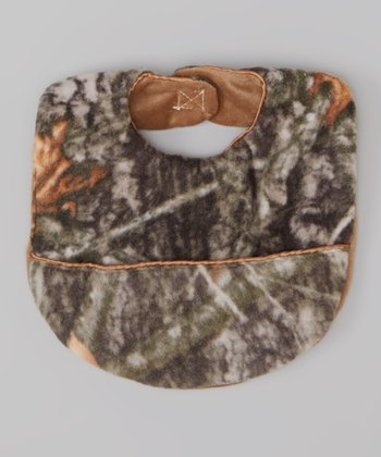 Green Forest Camo Bib