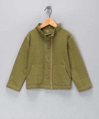 Iguana Army Jacket - Toddler & Boys