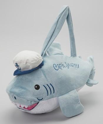 Blue Cap'n Snappy Duffel Bag