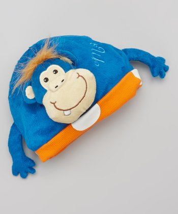 Blue Malibu Moe Beanie