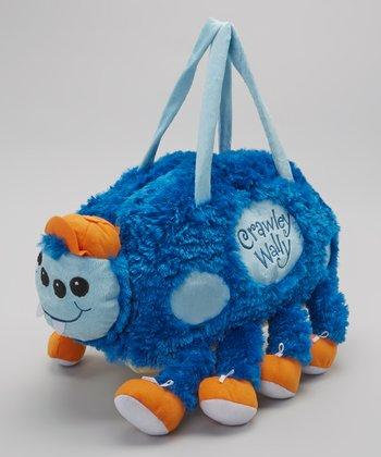 Blue Crawley Wally Duffel Bag