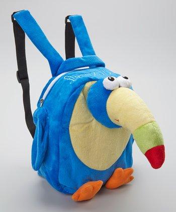 Blue Flappy Flynn Backpack