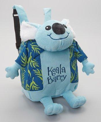 Blue Koala Barry Backpack