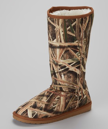 Mossy Oak Tall Boot