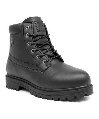 Black Edgewater 12 Boot
