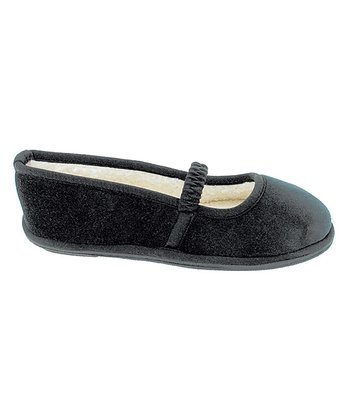 Black Divine Slipper - Women