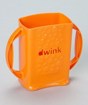 Orange Dwink Juice Box Holder - Set of 2