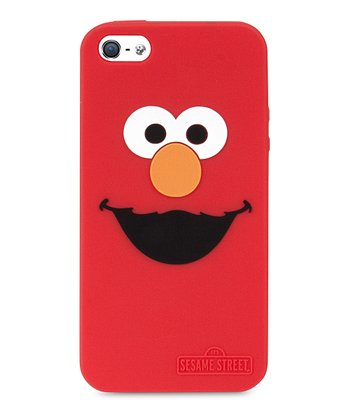 Red Elmo Silicone Case for iPhone 5/5s