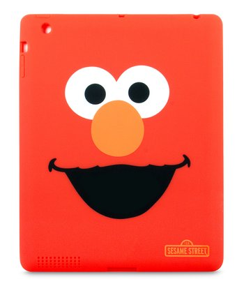 Red Elmo Silicone Case for iPad 2/3/4