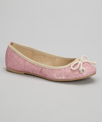 Pink Itsy Flat