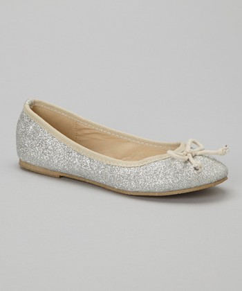 Silver Itsy Flat