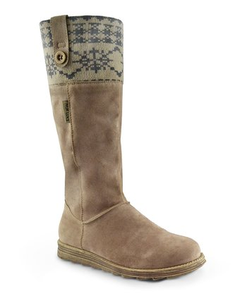 Natural Alicia Tall Boot - Women