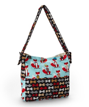 Brownie Gifts Red Fox Diaper Bag