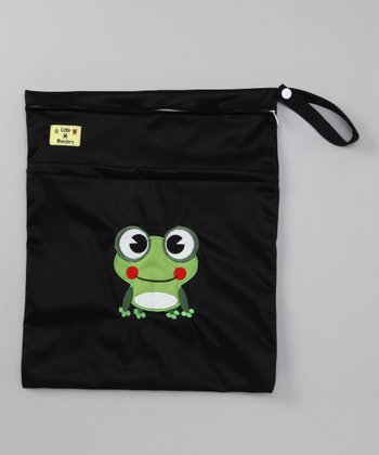 Black Frog Wet Bag