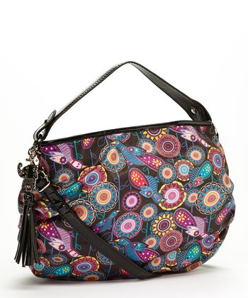 Jewel Bird Hobo & Keychain