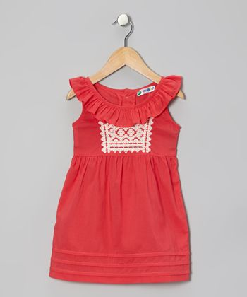 Pink Nona Dress - Infant & Toddler