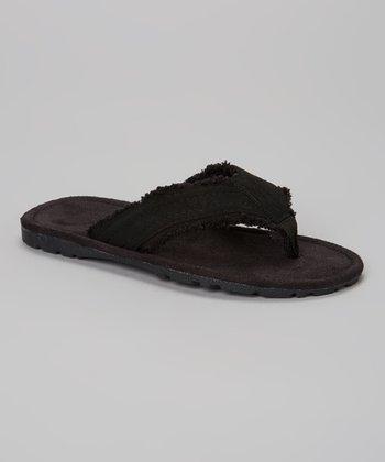 Empire Black Flip-Flop