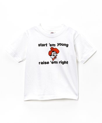 Oklahoma State Cowboys 'Start 'Em Young' Tee - Toddler