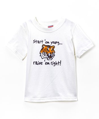 LSU Tigers 'Start 'Em Young' Tee - Toddler