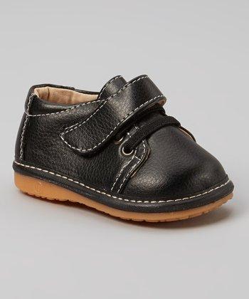 Laniecakes Black Squeaker Sneaker