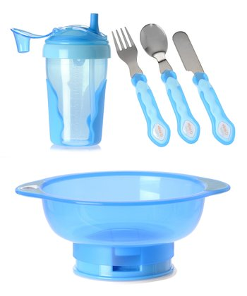 Blue Unbelieva-Bowl Set