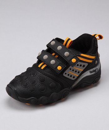 Black & Yellow Sneaker