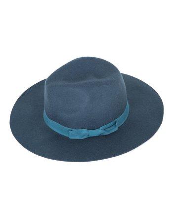 Green Wool Hat