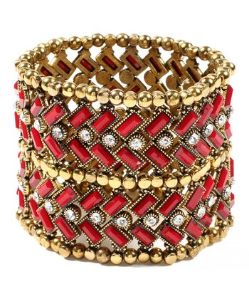 Ruby Thompson Street Stretch Bracelet