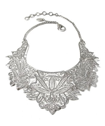 Silver Athena Necklace