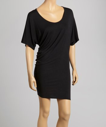 Black Tapered Dress