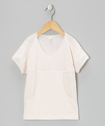 Light Pink Bre Tee - Toddler & Girls